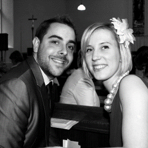 Chris and Jo Woodfield